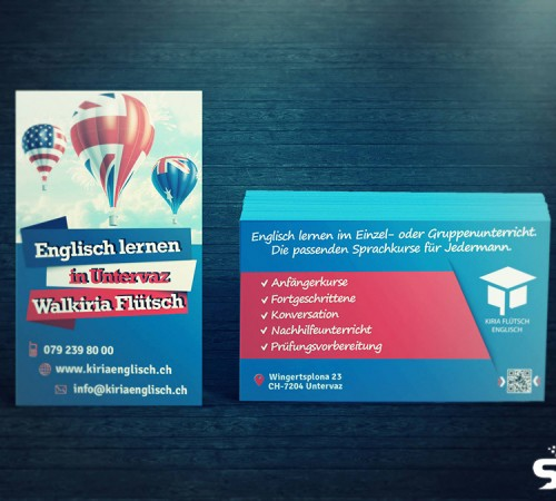 Kiria English