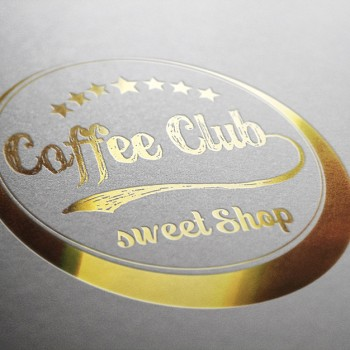 Coffe Club - Sweet Shop