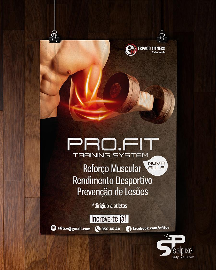 Banner ProFit - EFIT